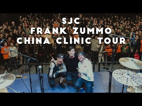 SJC x Frank Zummo x China Clinic Tour