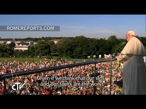 Pope Francis' 10 major messages in Poland