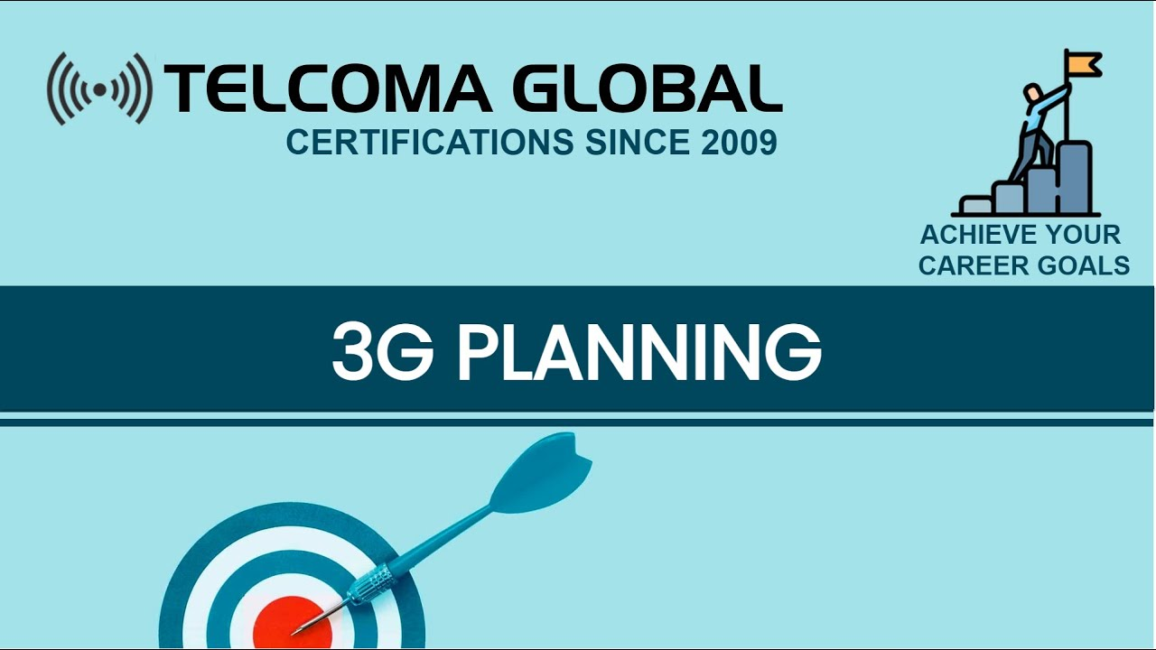 3g Planning Course By Telcoma Training
