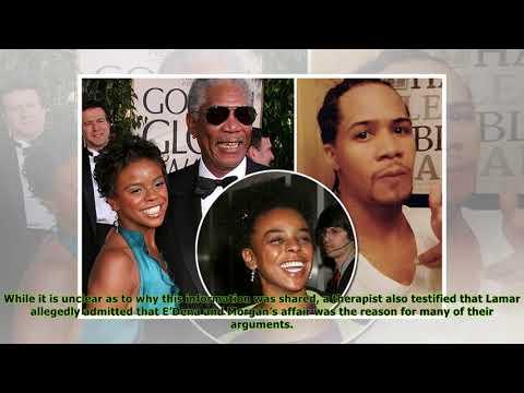 Morgan Freeman Had Affair With Step-Granddaughter Before Her Death, 'Killer Boyfriend' Claims