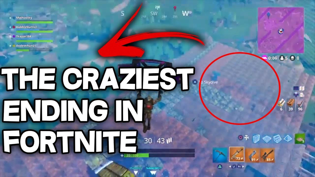 2000 IQ INSANE BASE! - Fortnite Funny Fails and WTF Moments! #6 (Daily Moments)
