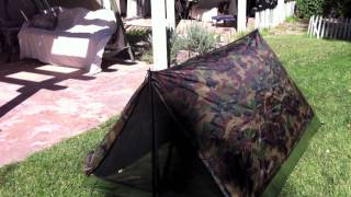 Pup tent Review