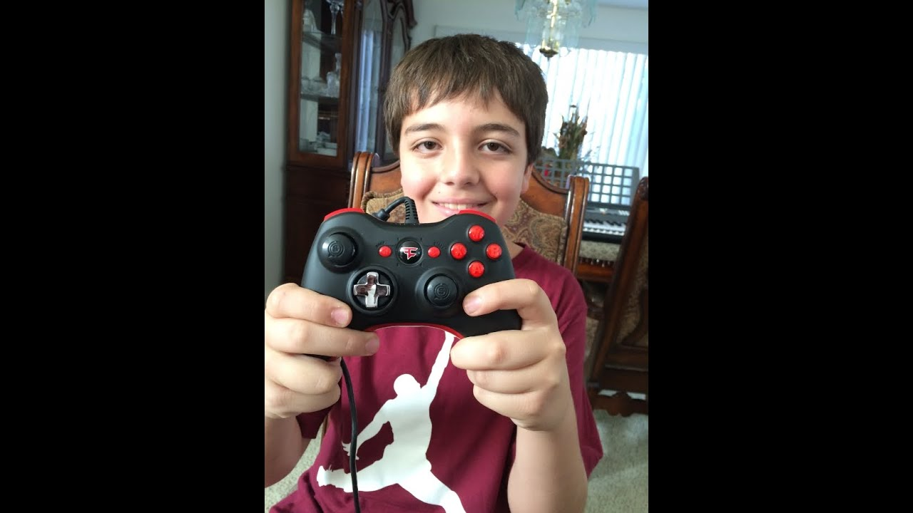 Surprising A Fan With A Faze Scuf Controller Faze Rug