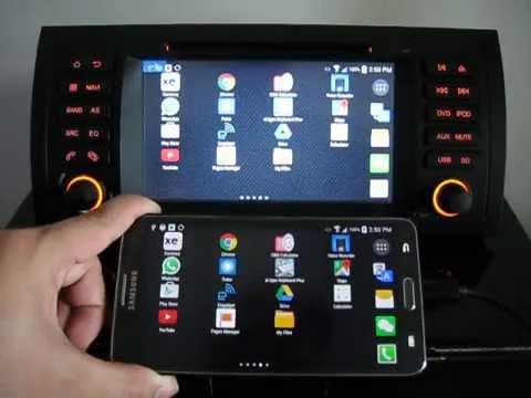 avin avant 2 mirrorlink android multimedia navigation. Black Bedroom Furniture Sets. Home Design Ideas