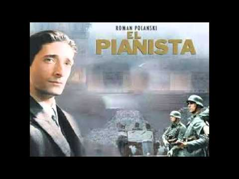 the pianist soundtrack songs