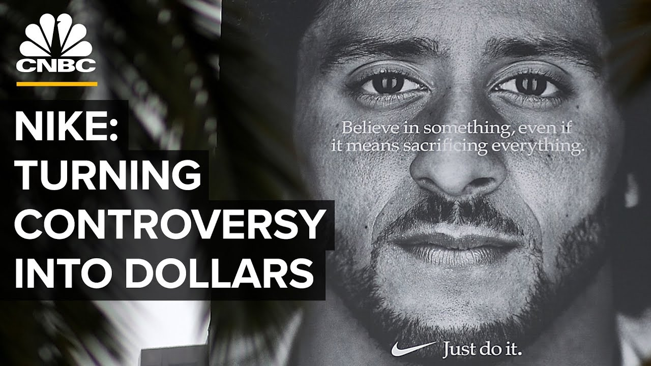 How Nike Turns Controversy Into Dollars Youtube