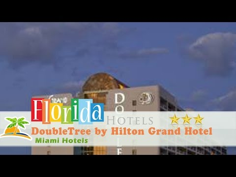 DoubleTree by Hilton Grand Hotel Biscayne Bay - Miami Hotels, Florida