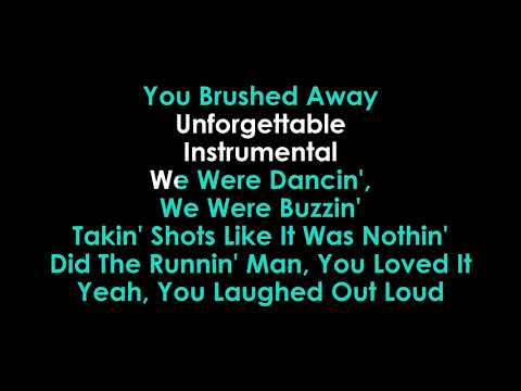 Unforgettable Karaoke Thomas Rhett