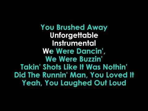 Unforgettable Karaoke Thomas Rhett