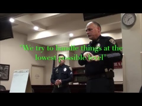 """Police Chief """"Confirms"""" His Officers Lied Under Oath """"Warning-Graphic Police Violence"""""""