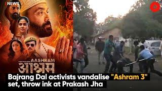 'Makers must inform about objectionable content': MP Minister after vandalism on Ashram set