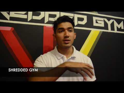 SME Corp. Malaysia : Shredded Gym