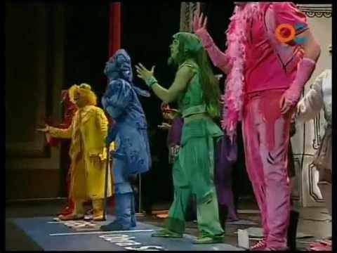 Comparsa. Pa Gusto los Colores PRELIMINARES | Actuación Completa | Carnaval de Cádiz 2011