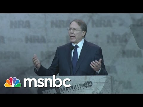 NRA Chief Rails Against Hillary Clinton   msnbc
