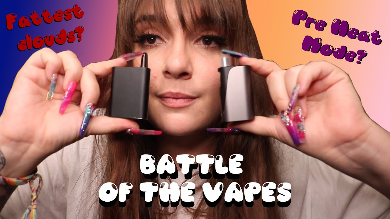 BATTLE OF THE VAPES!!!