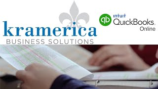 Kramerica: Your QuickBooks Pro Advisors.