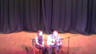Dan and Emily - Somewhere Only We Know, Mr Brightside (Acoustic)