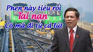 """Đường sắt Cát Linh – Hà Đông đối diện nguy cơ """"đập đi xây lại"""" vì mắc lỗi kỹ thuật nghiêm trọng"""
