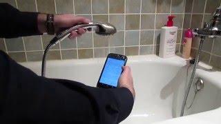 Cómo impermeabilizar el móvil con film transparente