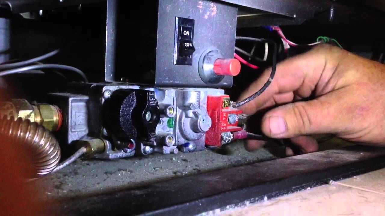 Gas Fireplace Pilot Light Out How To Set Up Heat N Glow Fireplace