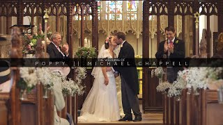 The Wedding of Poppy and Michael Chappell | 04 08 18 | Ceremony