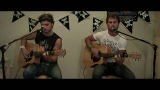 Falcon Road - Kryptonite Acoustic (3 Doors Down Cover) (Video 2)