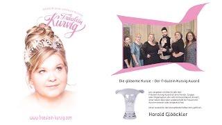 Die gläserne Kurve - Der Fräulein Kurvig Award 2015