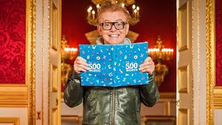BBC Radio 2 500 Words story writing competition launches