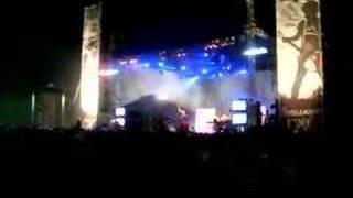 Circo en Indie Rock Music Festival