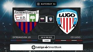 Extremadura UD CD Lugo MD26 S1600