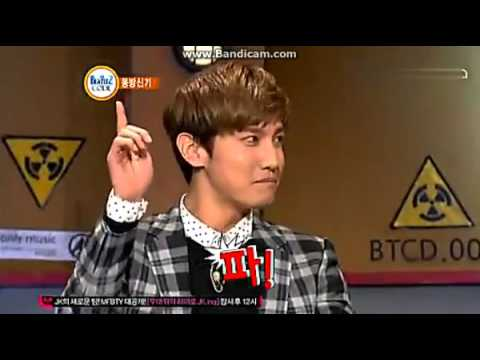 TVXQ Changmin High Note Battle [ENG]