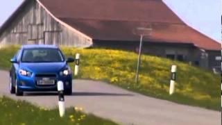 Chevrolet Aveo Хэтчбек 2012.Тест драйв от TexnoDrtve.com