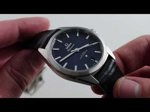 pre-owned-omega-constellation-globemaster-co-axial-master-chronometer-luxury-watch-review