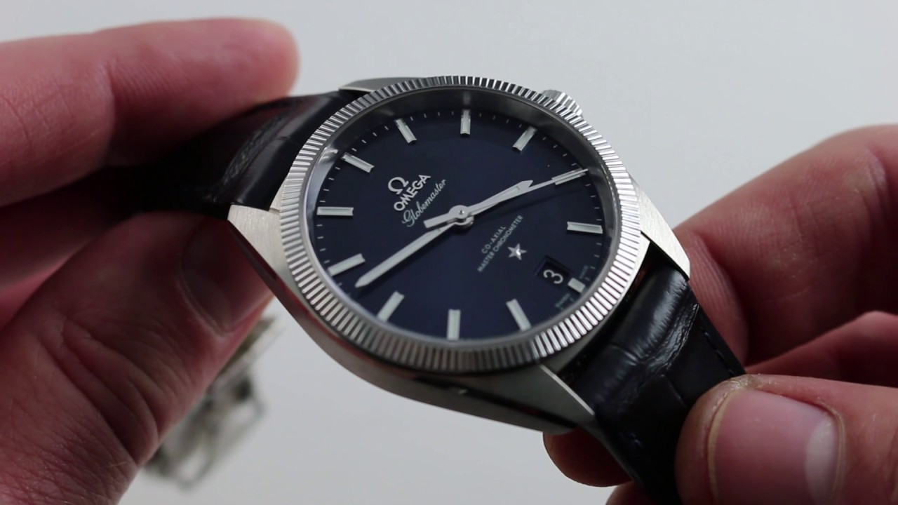 Pre-Owned Omega Constellation Globemaster Co-Axial Master Chronometer  Luxury Watch Review - YouTube