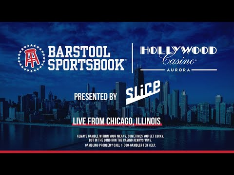 Live from Illinois presented by @slice for Conference Championship Sunday