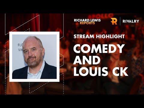 Live Stream: Comedy & Louis CK