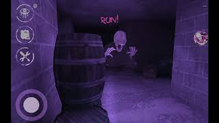 Eyes the horror game charlie has a problem  😱😱