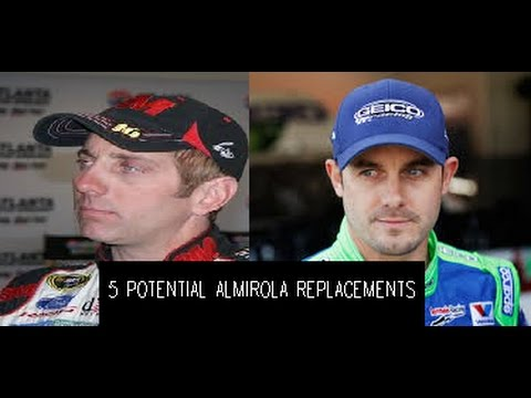 5 POSSIBLE REPLACEMENTS for Aric Almirola
