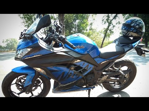 2019 KAWASAKI NINJA 300 | REVIEW | FEATURES | #ninja300 #kawasaki