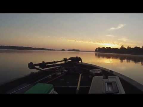 Bass Fishing Lake Springfield IL