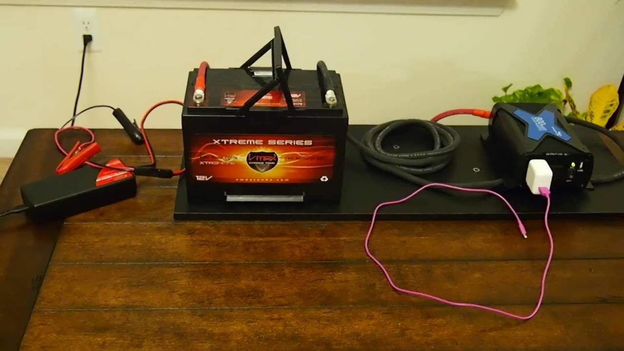 Vmaxtanks Battery Backup Generator For Power Outages Diy