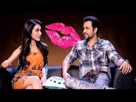 Raja Natwarala Movie - Emraan Hashmi and Humaima Malik disussing 'KISSING' - EXCLUSIVE Interview