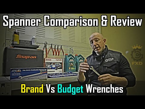 🔧Wrench Comparison & Review🔧 SP Tools Quad Drive