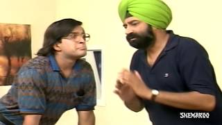 Jaspal Bhatti Shares his Unemployement Expreince To Vivek Shauq | Full Tension - 90's Comedy Tv Show
