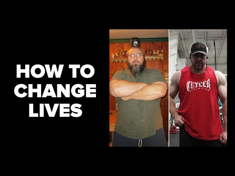 How Your Body Transformation Will Change Lives