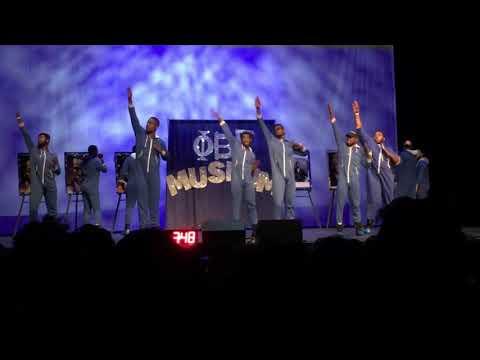 2018 Sunshine Step Show Champs- Phi Beta Sigma Fraternity, Inc. (ABI Chapter- FAU)