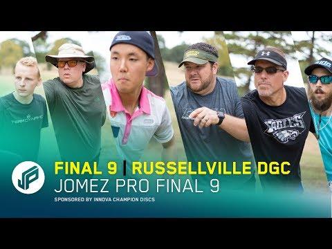 Jomez Pro Final 9 | Russellville, AR
