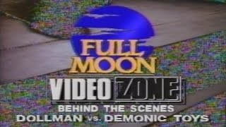 Dollman vs. Demonic Toys (Full Length Videozone)