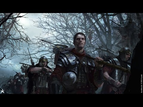 Сенат + Адовый Интерактив в описании!  Total War: Rome 2 На Легенде