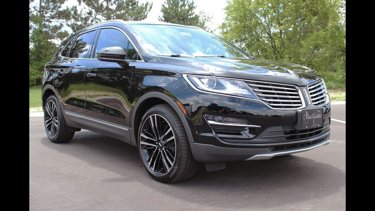 2017 lincoln mkc reserve 2 3l gtdi awd suv at eau claire lincoln youtube. Black Bedroom Furniture Sets. Home Design Ideas